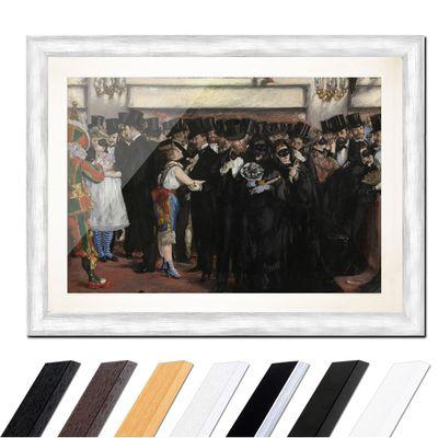 Édouard Manet - Maskenball in der Oper – Bild 5