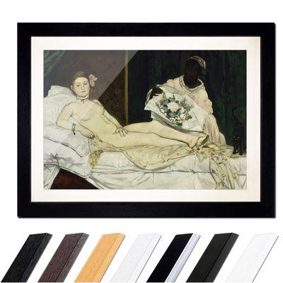Édouard Manet - Olympia – Bild 1
