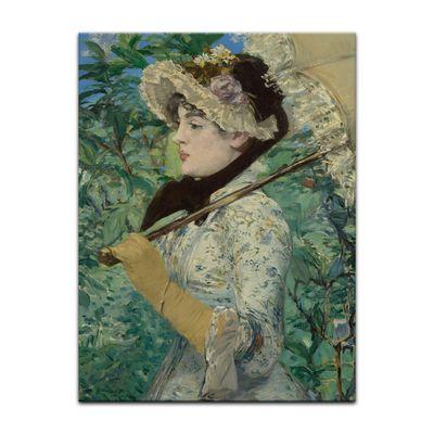 Édouard Manet - Der Frühling – Bild 7