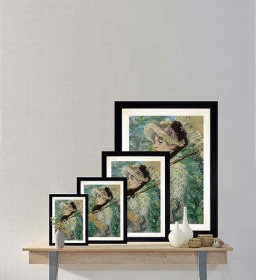 Édouard Manet - Der Frühling – Bild 10