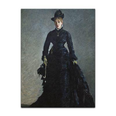 Édouard Manet - Pariserin – Bild 7