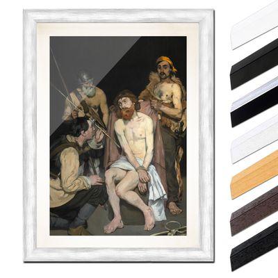Édouard Manet - Verspottung Christi – Bild 5