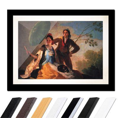Francisco de Goya - Der Sonnenschirm – Bild 3