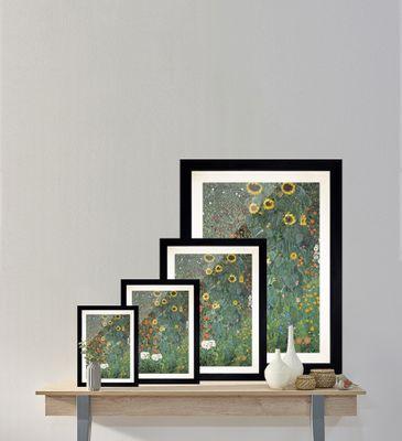 Gustav Klimt - Bauerngarten mit Sonnenblumen – Bild 10