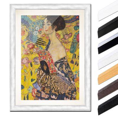 Gustav Klimt - Dame mit Fächer – Bild 5