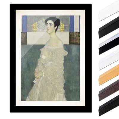 Gustav Klimt - Porträt der Margaret Stonborough-Wittgenstein – Bild 3