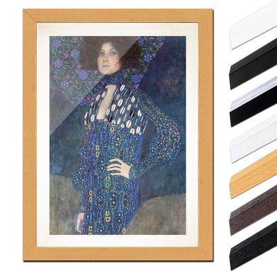 Gustav Klimt - Porträt der Emilie Flöge – Bild 6