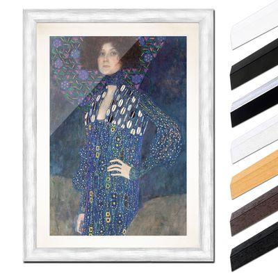 Gustav Klimt - Porträt der Emilie Flöge – Bild 5