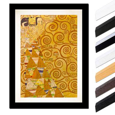 Gustav Klimt - Die Erwartung – Bild 3
