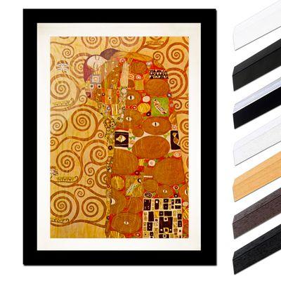 Gustav Klimt - Die Erfüllung – Bild 3