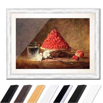 Jean Siméon Chardin - Der Erdbeerkorb – Bild 5