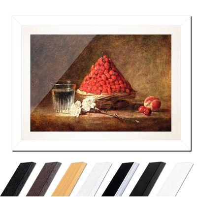 Jean Siméon Chardin - Der Erdbeerkorb – Bild 2