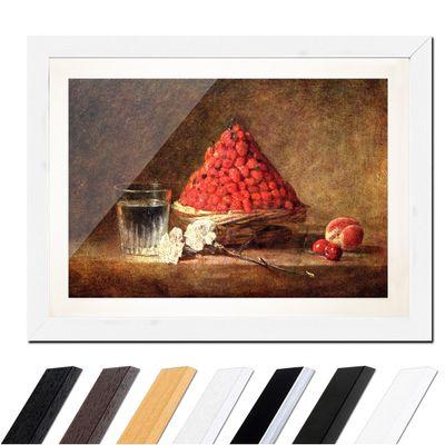 Jean Siméon Chardin - Der Erdbeerkorb – Bild 8