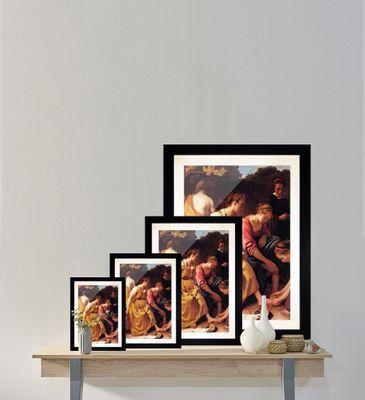 Jan Vermeer - Diana mit ihren Gefährtinnen – Bild 10