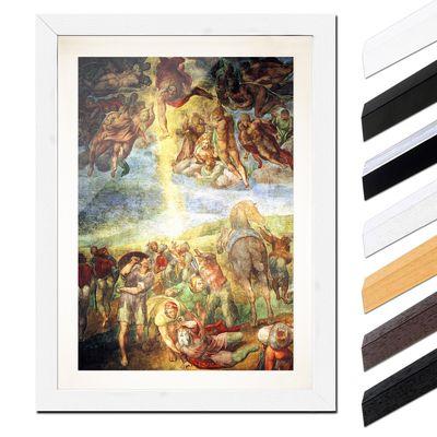 Michelangelo - Die Bekehrung des Saulus – Bild 8