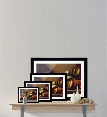 Caravaggio - Stillleben mit Fruchtschale – Bild 10