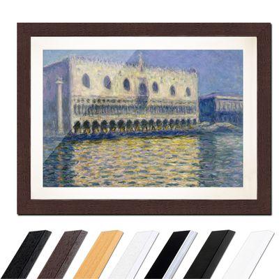 Claude Monet - Der Dogenpalast – Bild 4
