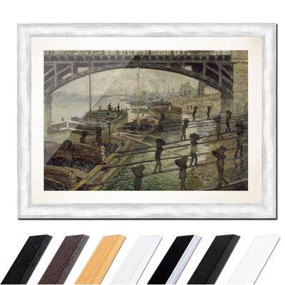 Claude Monet - Die Kohlenträger – Bild 5