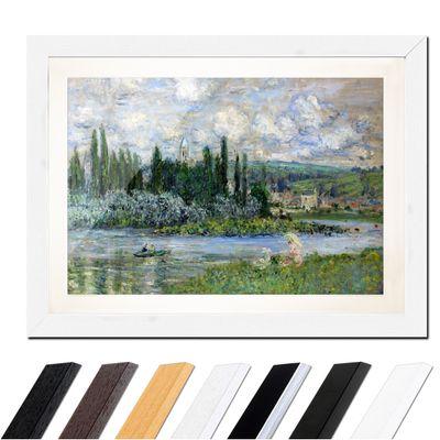 Claude Monet - Ansicht von Vétheuil sur Seine – Bild 8