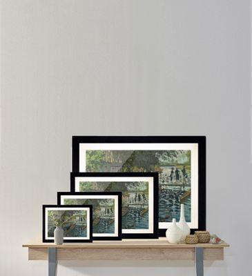 Claude Monet - Badende in La Grenouillère – Bild 10