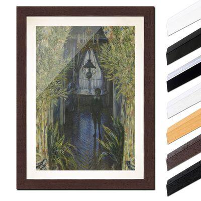 Claude Monet - Eine Ecke der Wohnung – Bild 4