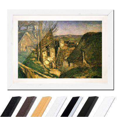 Paul Cézanne - Das Haus des Gehenkten bei Auvers – Bild 8