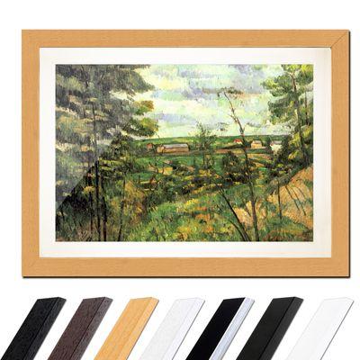 Paul Cézanne - Das Tal der Oise – Bild 6