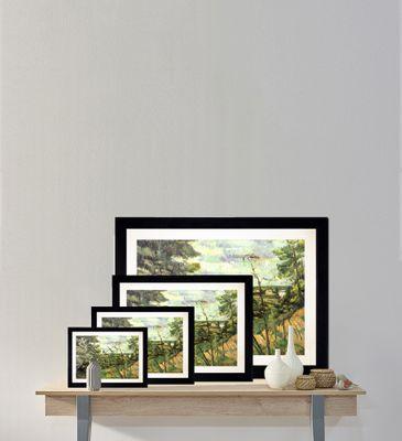 Paul Cézanne - Das Tal der Oise – Bild 10