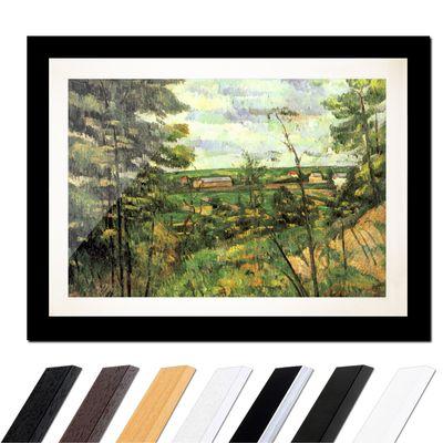 Paul Cézanne - Das Tal der Oise – Bild 3