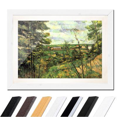 Paul Cézanne - Das Tal der Oise – Bild 8