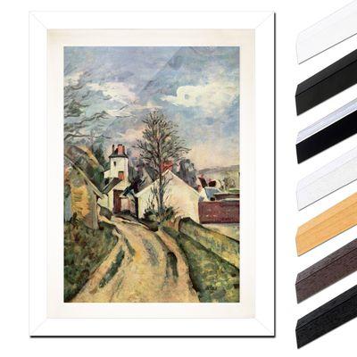 Paul Cézanne - Das Haus von Dr. Gachet – Bild 2
