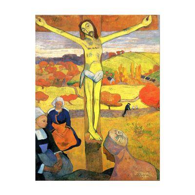 Paul Gauguin - Der gelbe Christus – Bild 7