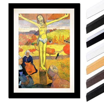 Paul Gauguin - Der gelbe Christus – Bild 3