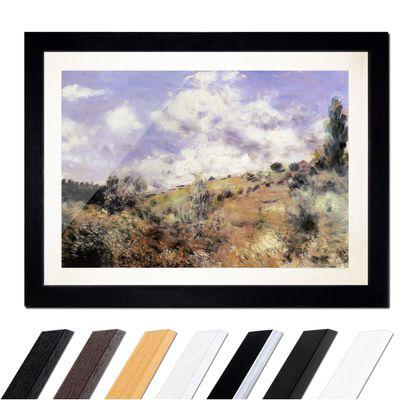 Pierre-Auguste Renoir - Starker Wind – Bild 1