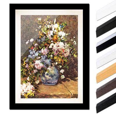 Pierre-Auguste Renoir - Stillleben mit großer Blumenvase – Bild 3