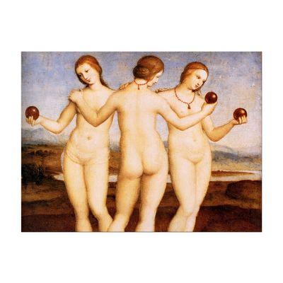Raffael - Die drei Grazien – Bild 7