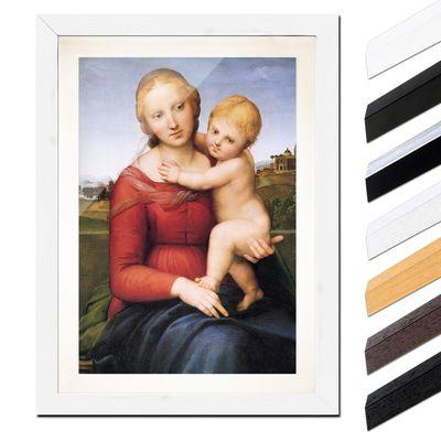 Raffael - Madonna mit Kind – Bild 8