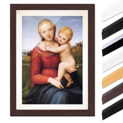 Raffael - Madonna mit Kind – Bild 4