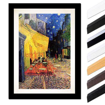 Vincent van Gogh - Caféterrasse am Abend – Bild 3