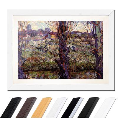 Vincent van Gogh - Blick auf Arles – Bild 8