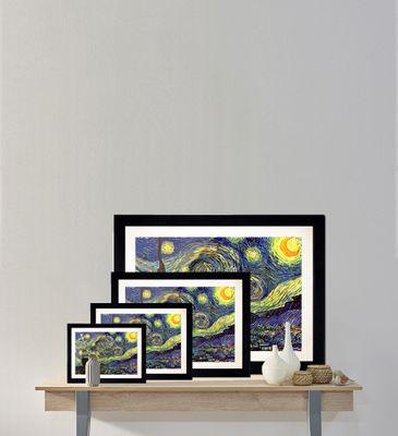 Vincent van Gogh - Sternennacht – Bild 10