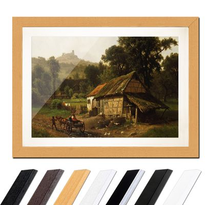 Albert Bierstadt - In the Foothills – Bild 6