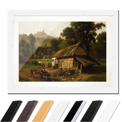 Albert Bierstadt - In the Foothills – Bild 8