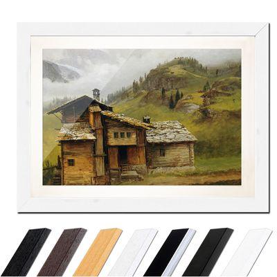 Albert Bierstadt - Mountain House – Bild 8
