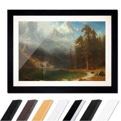 Albert Bierstadt - Mount Corcoran – Bild 1