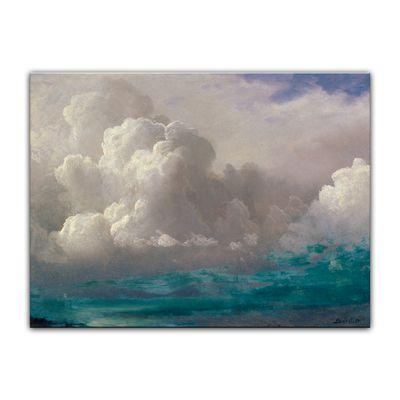 Albert Bierstadt - Storm Clouds - Gewitterwolken – Bild 7
