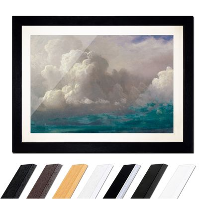Albert Bierstadt - Storm Clouds - Gewitterwolken – Bild 1