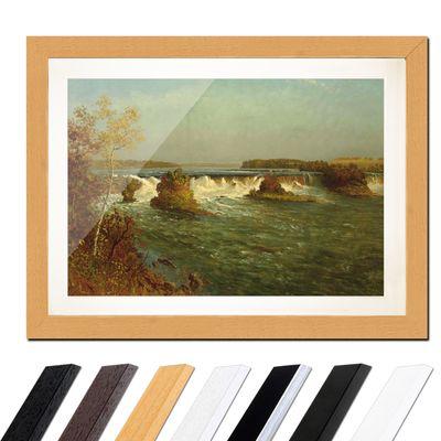 Albert Bierstadt - The Falls of Saint Anthony – Bild 6