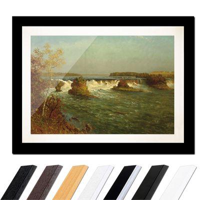 Albert Bierstadt - The Falls of Saint Anthony – Bild 3