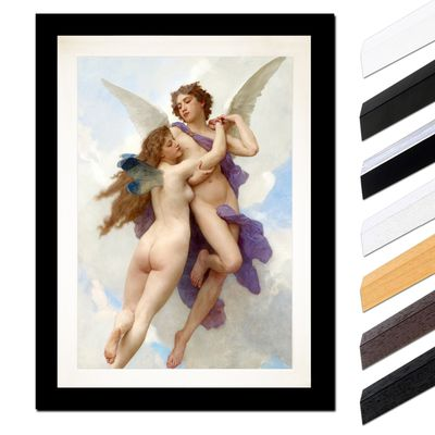William-Adolphe Bouguereau - Amor und Psyche – Bild 3